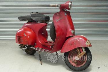 Vespa 150 GL Scooter (Project)
