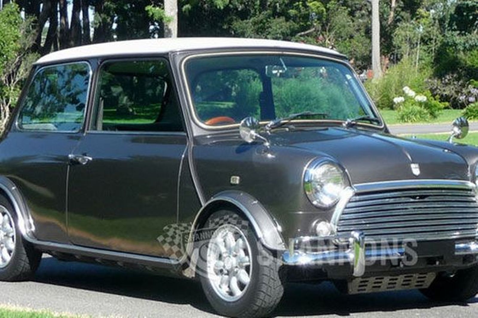 Sold Rover Mini 2 Door Saloon Auctions Lot 38 Shannons