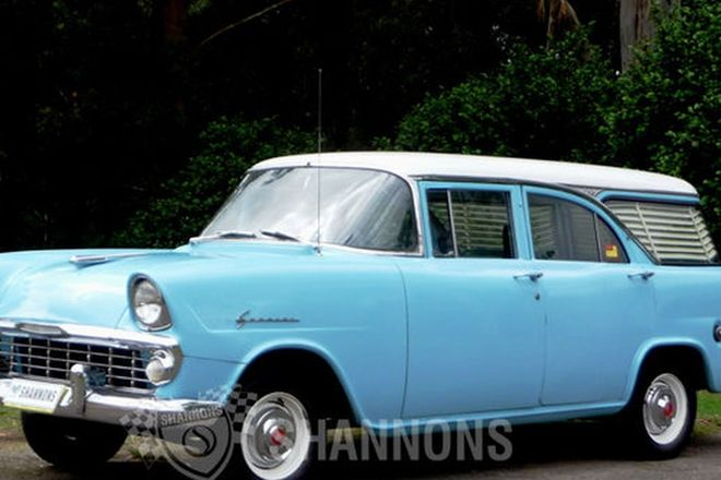 Holden EK Special Station Wagon