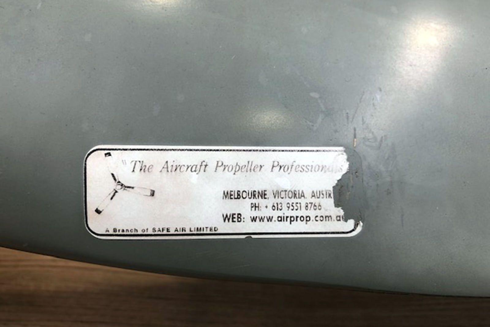 Propeller - Hartzell P75390