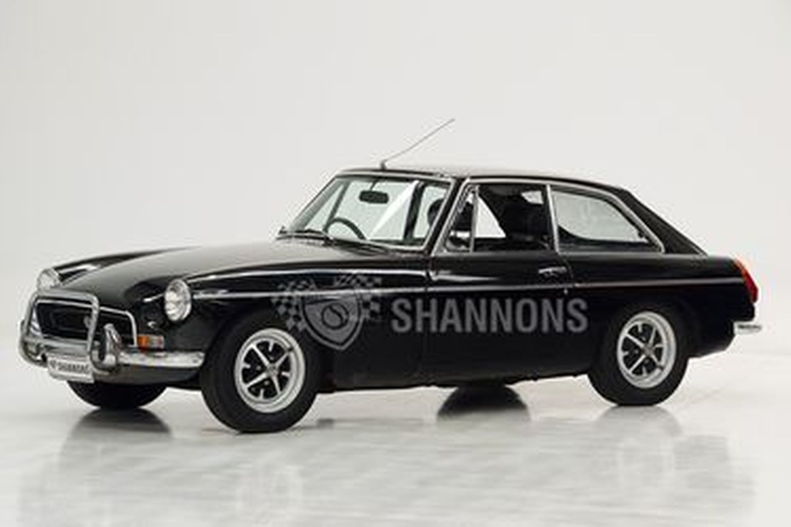 MGB GT 'Overdrive' Coupe