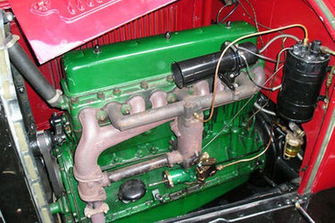 Buick Standard 6 Roadster