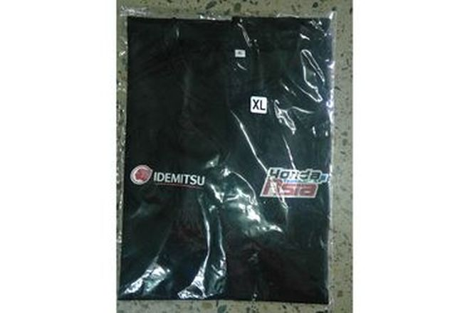 Idemitsu Honda Moto2 Team Issued T-Shirt - XL