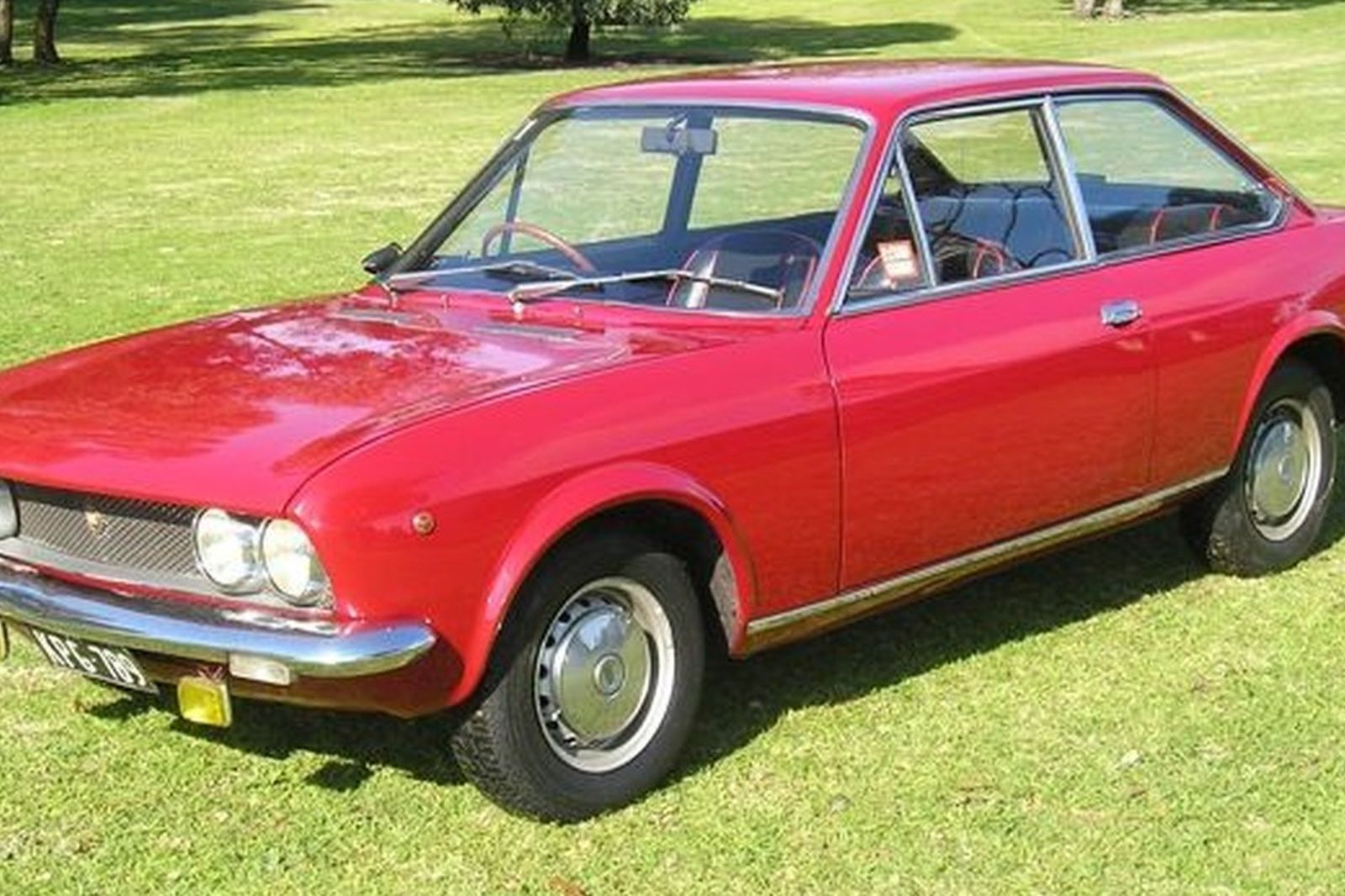 sold fiat 124bc sports coupe auctions lot 1 shannons. Black Bedroom Furniture Sets. Home Design Ideas