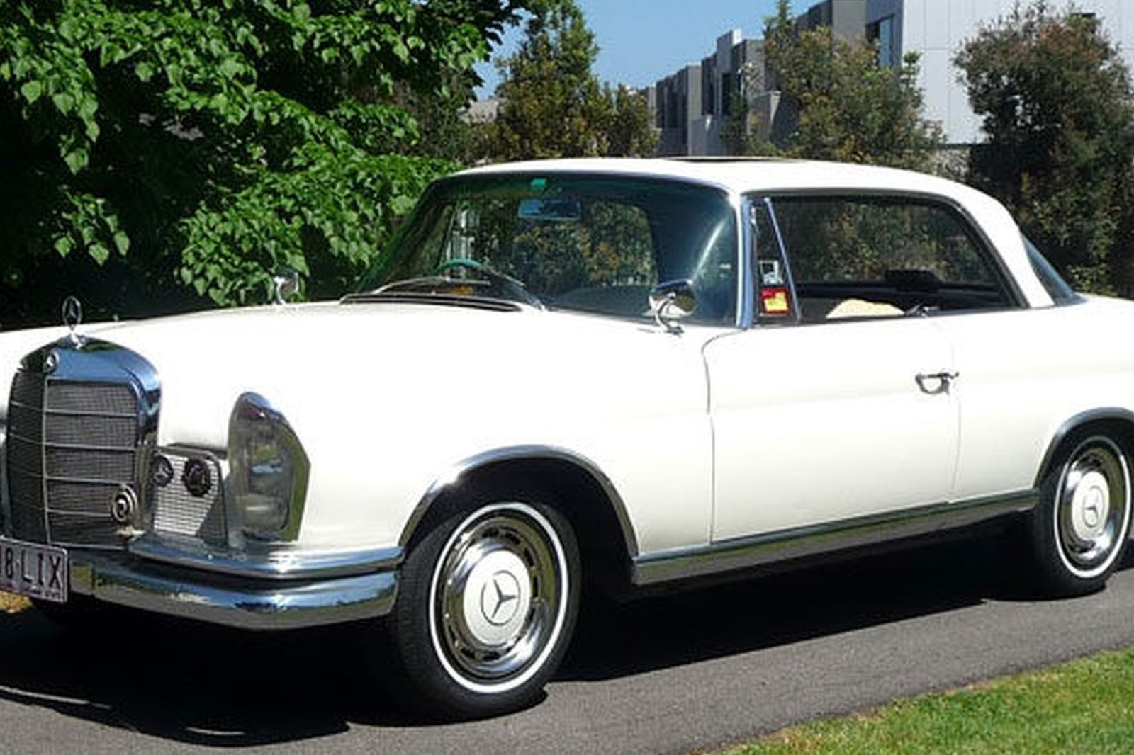 sold mercedes benz 250se coupe auctions lot 9 shannons. Black Bedroom Furniture Sets. Home Design Ideas