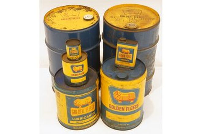 Golden Fleece Collection - Assorted Tins x 7