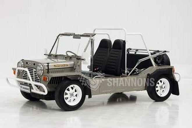Leyland Mini Moke California