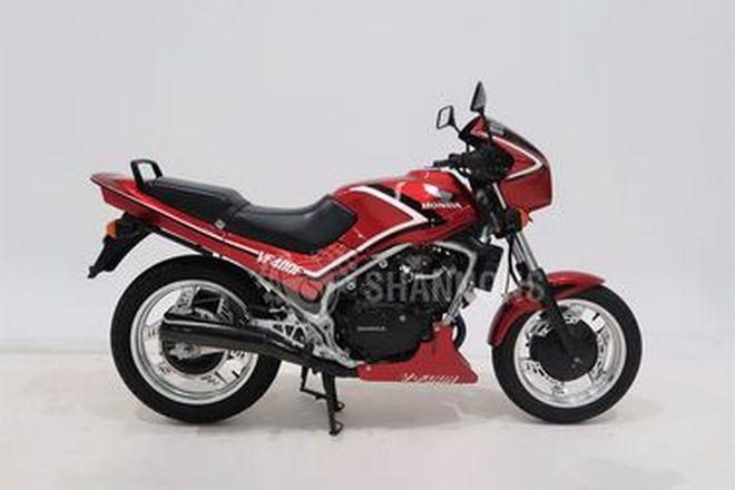 Honda VF400 Motorcycle