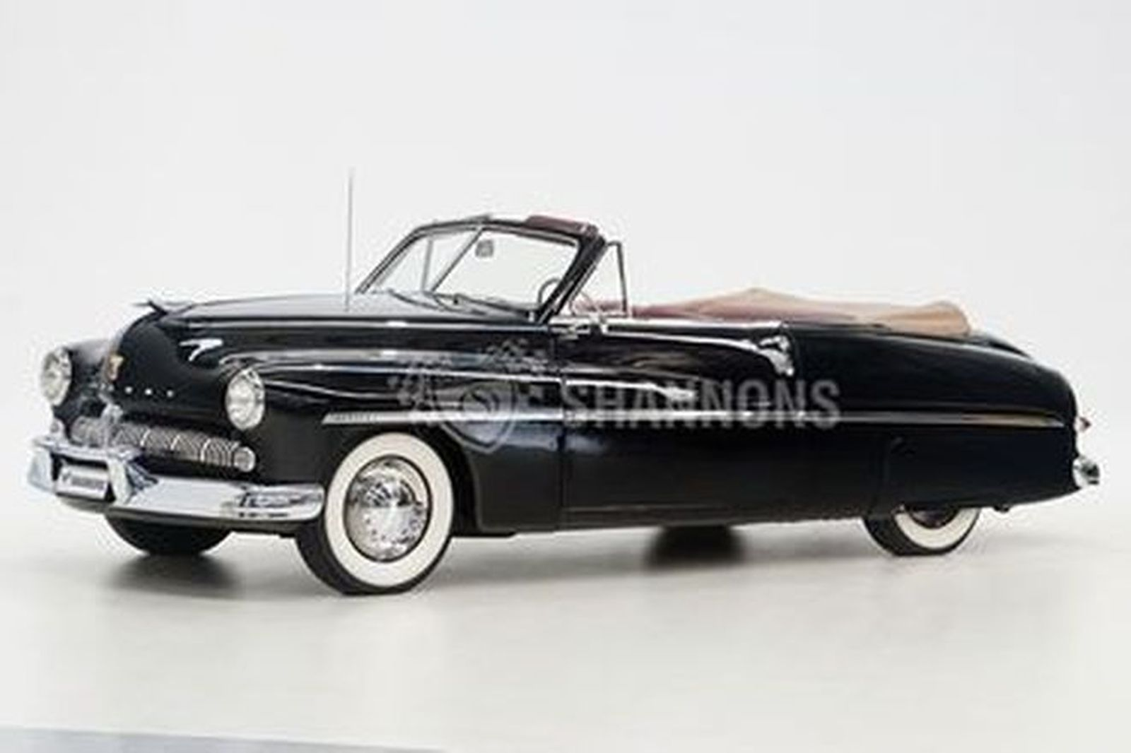 Ford Mercury Convertible (LHD)