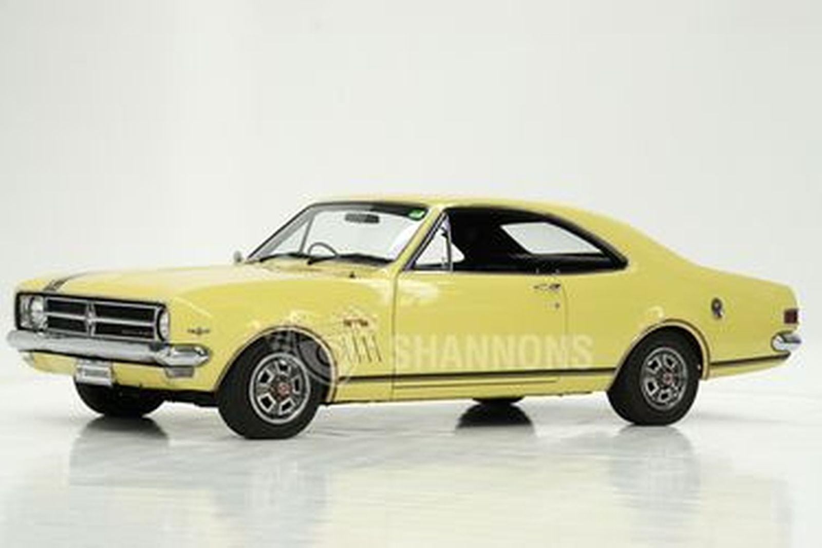 Holden HK Monaro GTS 307 Coupe
