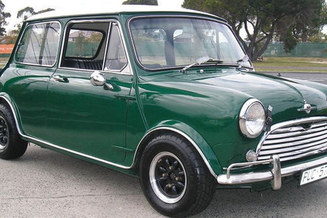 Mini Cooper S Mk 2 Saloon