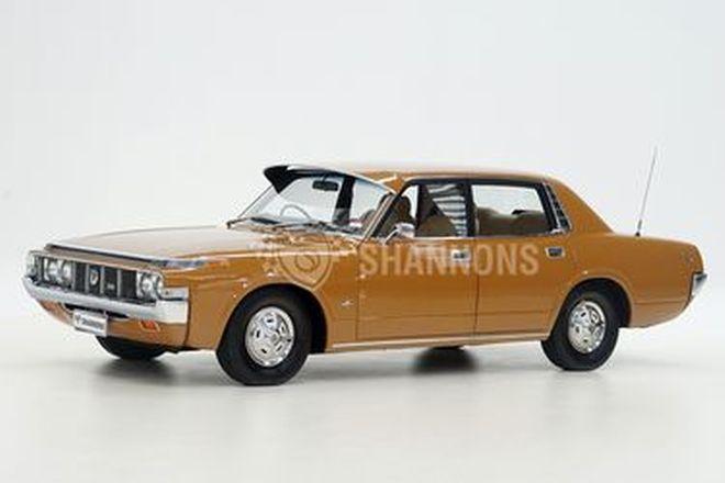 Toyota MS65 Crown Sedan