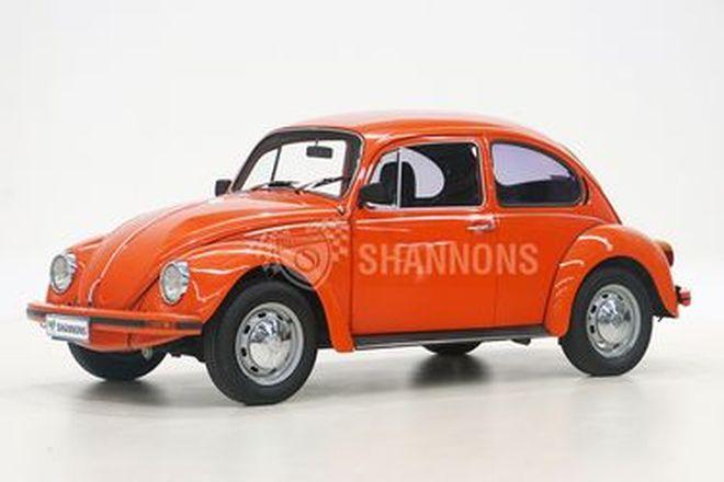 Volkswagen Beetle 1600 Sedan