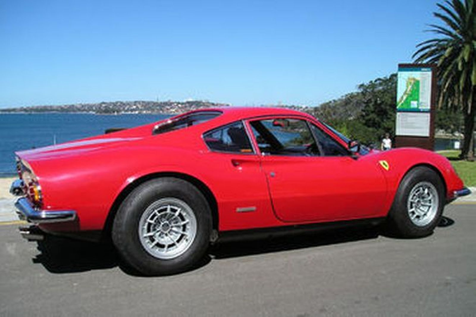 Ferrari Dino 246GT Coupe