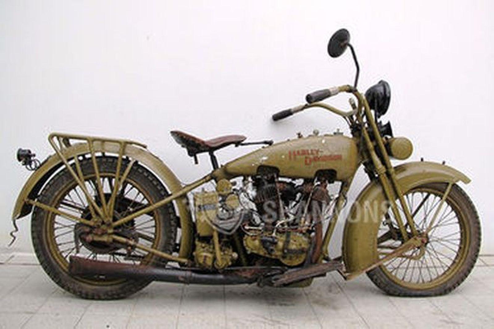 sold harley davidson j model 1000cc motorcycle auctions lot o shannons. Black Bedroom Furniture Sets. Home Design Ideas
