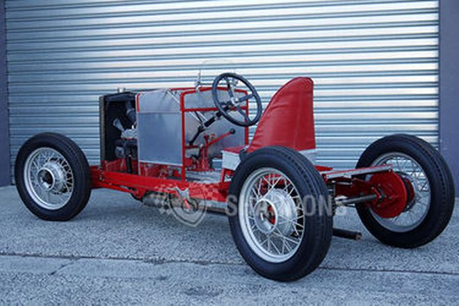 Morris G.N. Single seater Hill Climb 'Special'