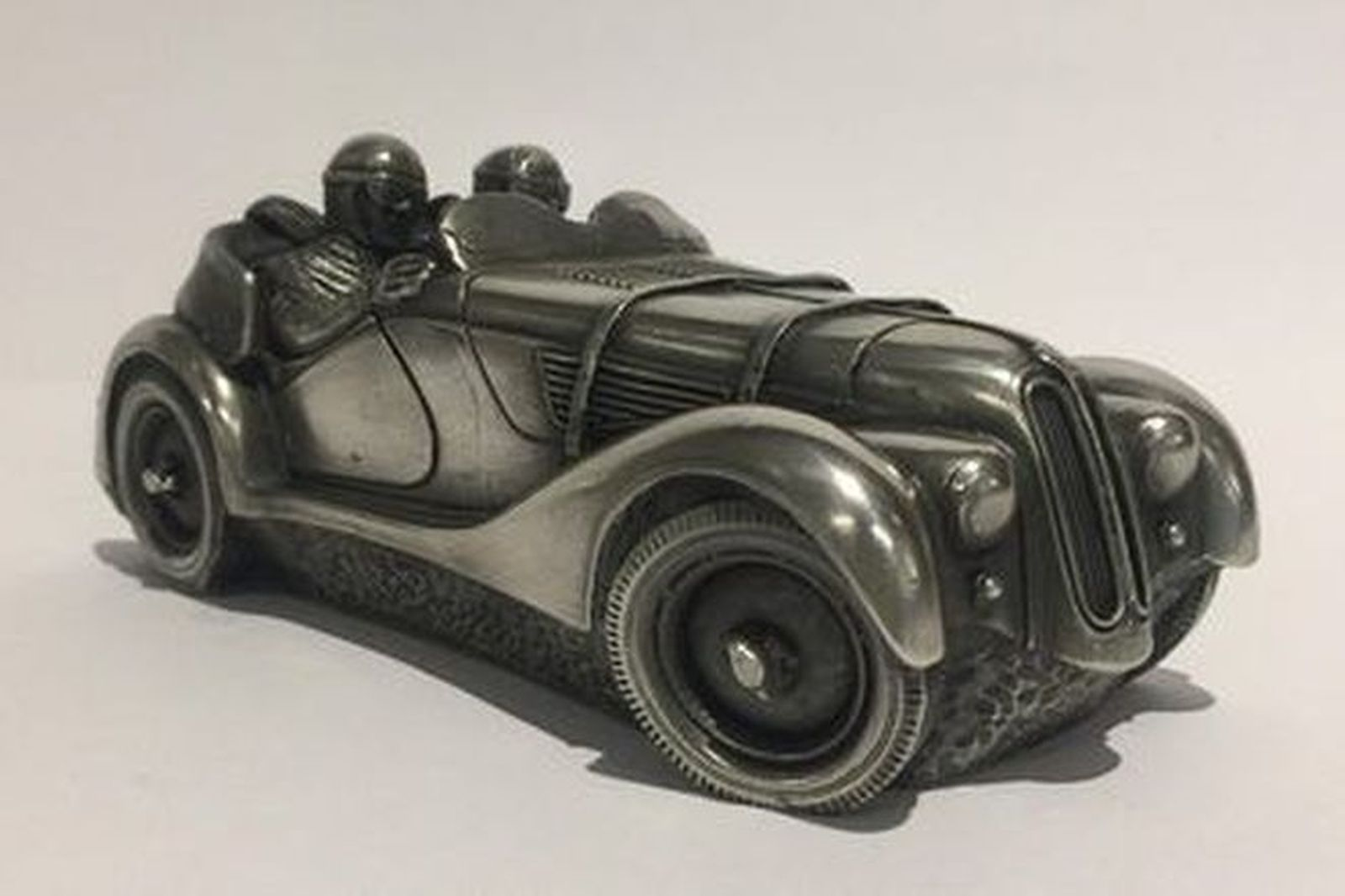 Pewter Model Car - BMW 328
