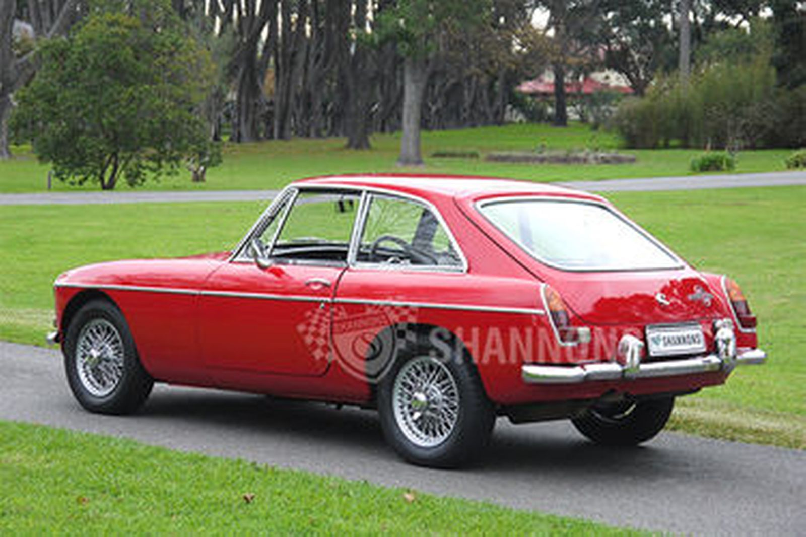 MGB GT Coupe Auctions - Lot 4 - Shannons