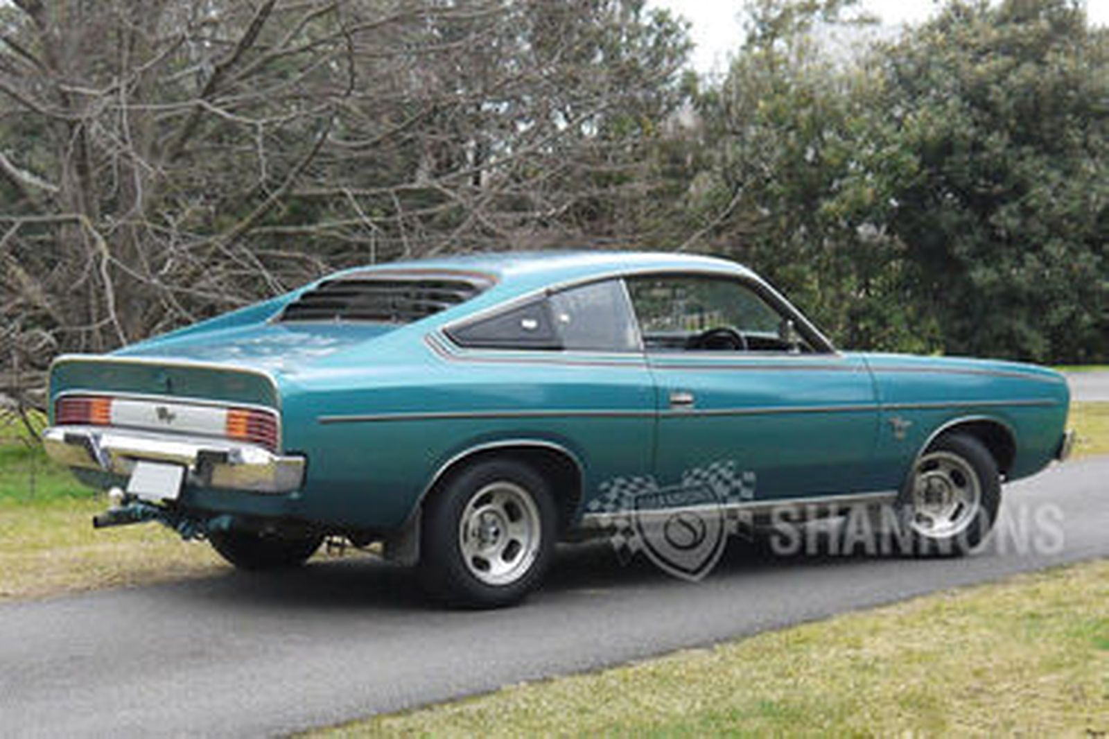 Sold: Chrysler CL Charger 770 Coupe Auctions - Lot 38 - Shannons