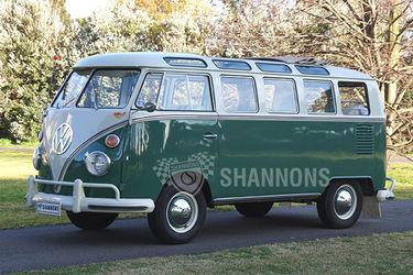Volkswagen 21-Window Samba Wagon (LHD)