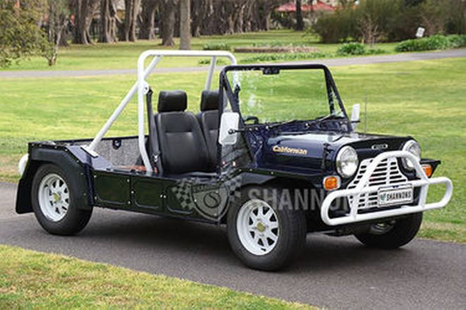 sold leyland mini moke auctions lot 3 shannons. Black Bedroom Furniture Sets. Home Design Ideas