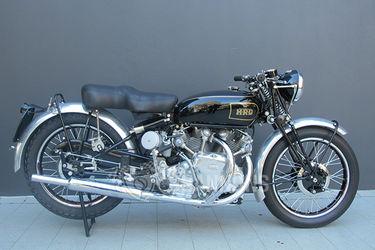Vincent HRD Rapide 998cc Motorcycle
