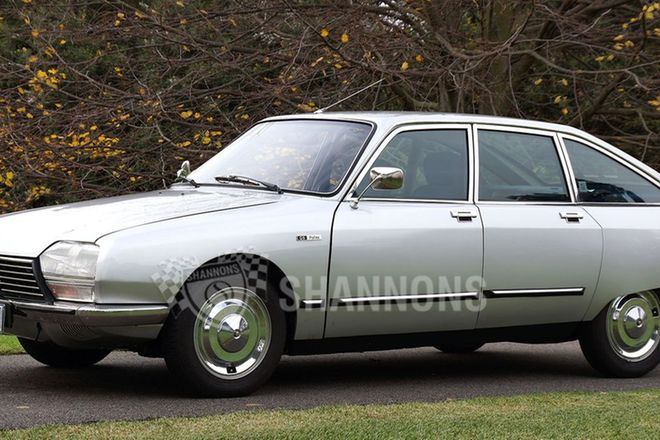 Citroen GS Pallas Saloon