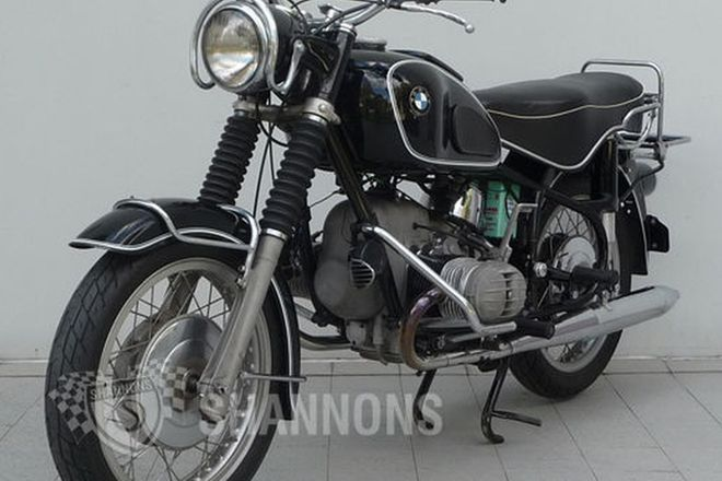 BMW R60US Motorcycle