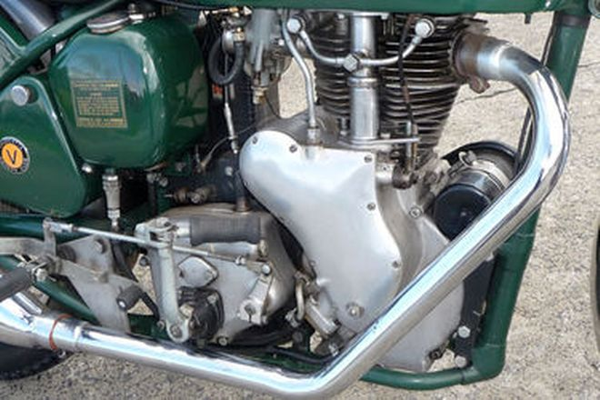 Velocette Viper 350cc Motorcycle