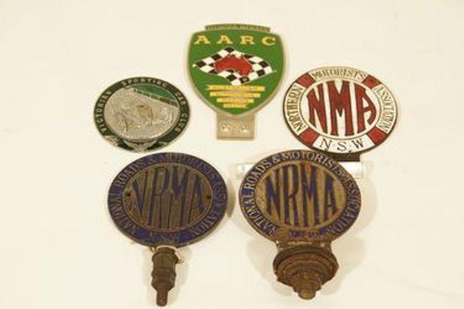 Badges x 5