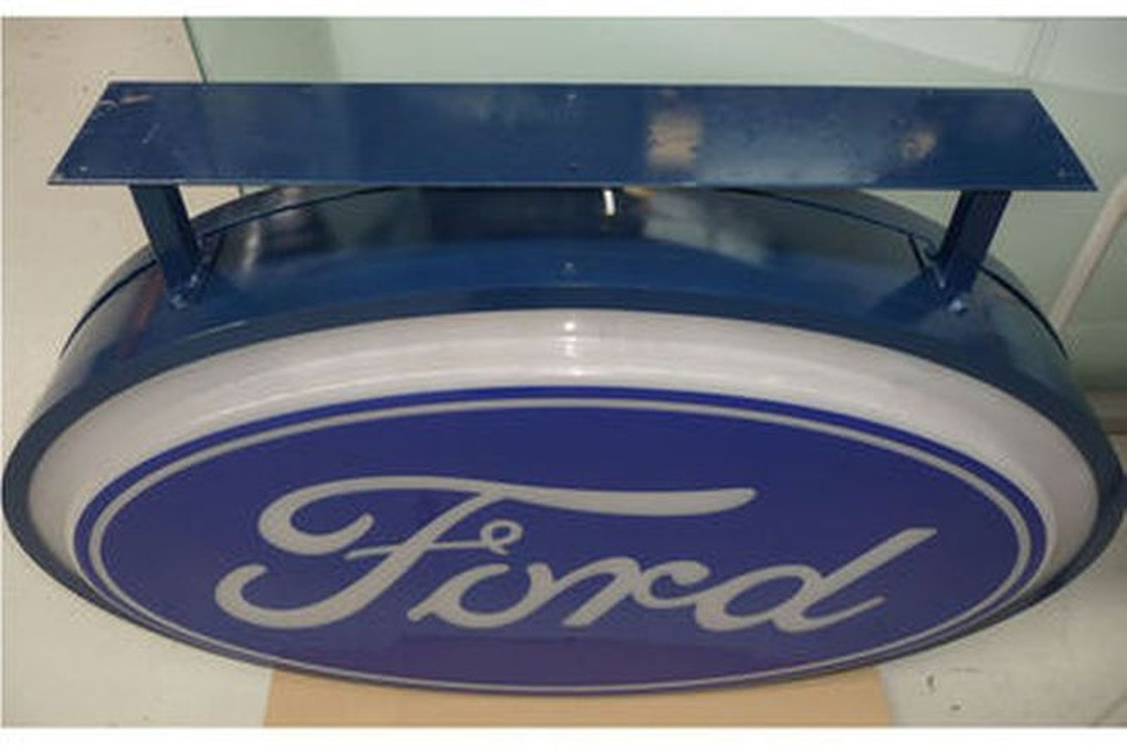 Ford Dealership Light Box - Reproduction (120cm x 85cm)