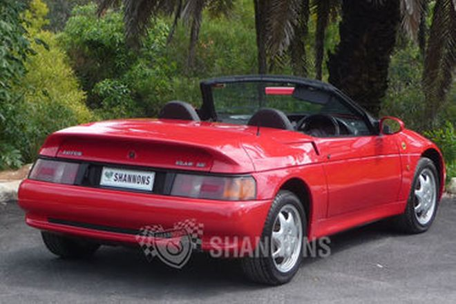 Lotus Elan SE Convertible