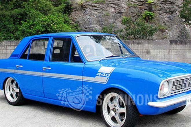 Ford Cortina MK2 440 Sedan (Modified)