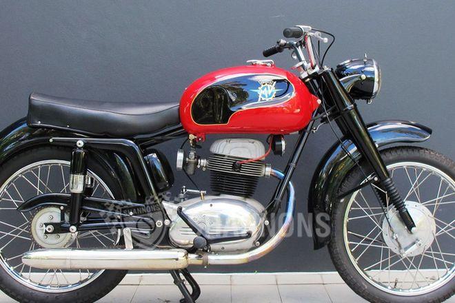 MV Agusta 175cc Motorcycle