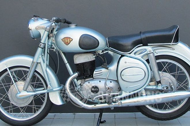 Maico Blizzard 250cc Motorcycle