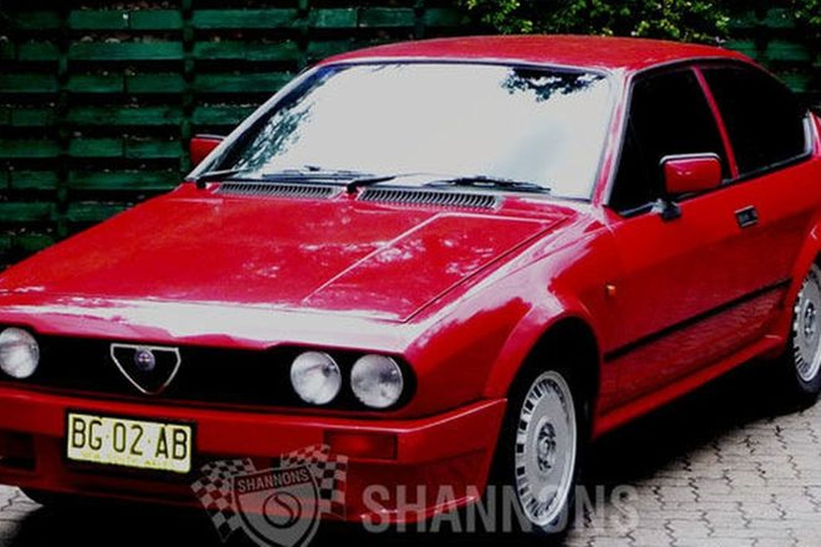 alfa romeo gtv 83a 2000 coupe auctions lot 6 shannons. Black Bedroom Furniture Sets. Home Design Ideas