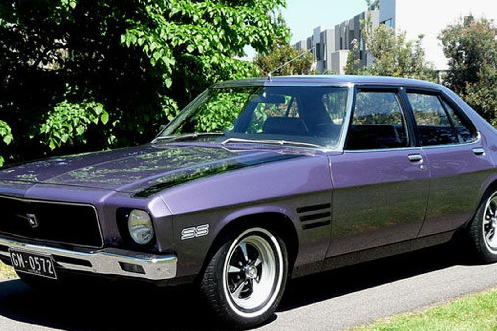 Holden Hq Ss Sedan Auctions Lot 29 Shannons