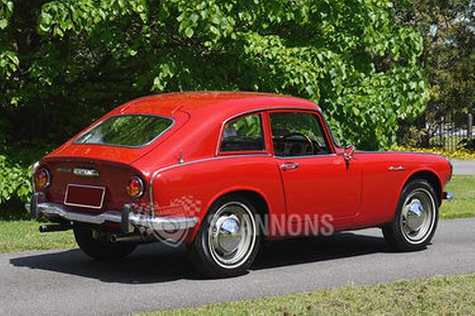 High Quality Honda S600 Coupe