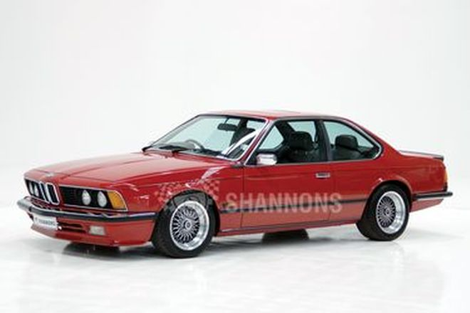 BMW 635CSi 'Manual' Coupe