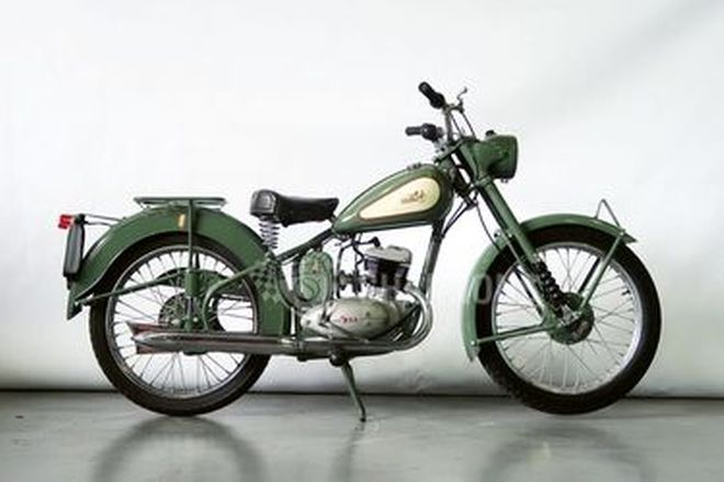 BSA Bantam Motorcycle