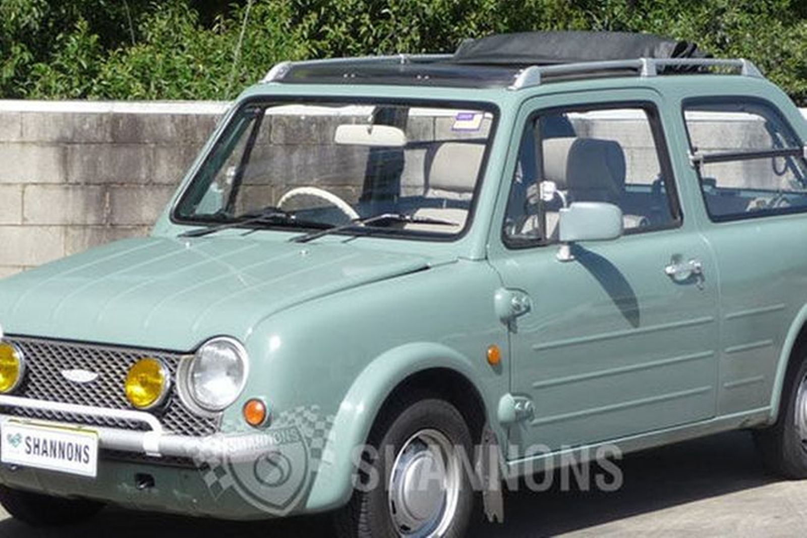 Sold Nissan Pao 2 Door Coupe Auctions Lot 1 Shannons