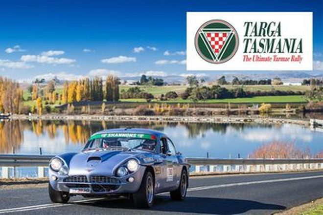Shannons Targa Tour 2018 - Charity Lot