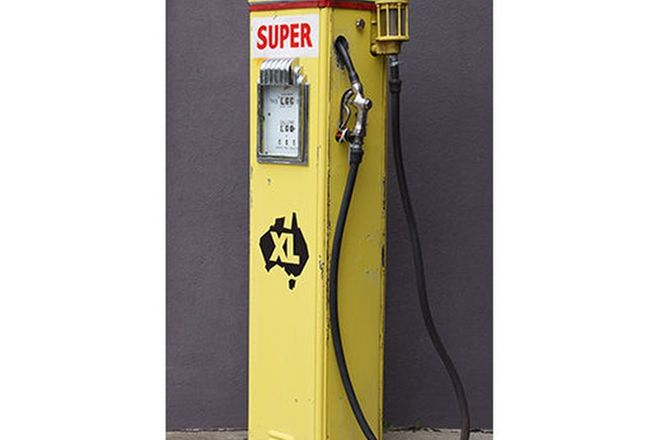Petrol Pump - Gilbarco Electric in XL Livery (Unrestored)