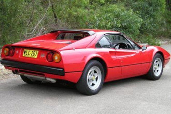 Ferrari 308 GTB Coupe