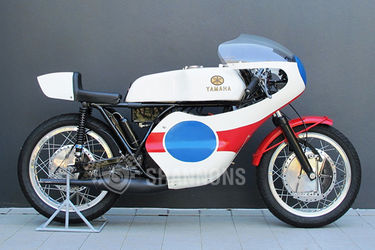 Yamaha TR3/TZ350 Production Racer