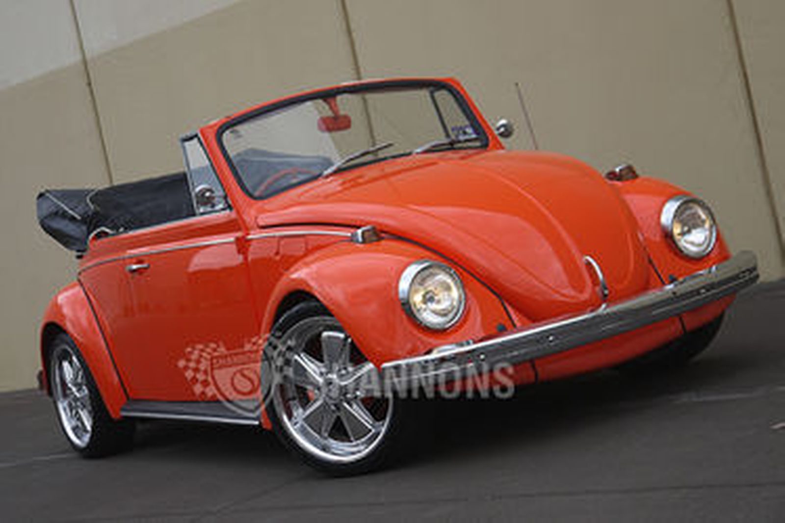 Volkswagen 1500 Beetle 'Karman' Cabriolet Auctions - Lot 6 - Shannons