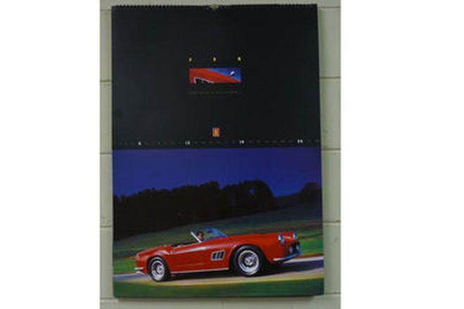 Calenders x 19 - Ferrari (1990-2008)