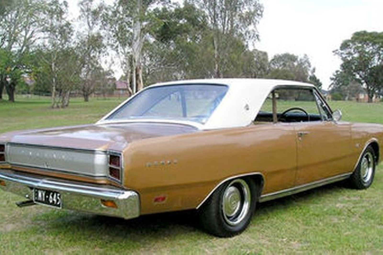 Sold Chrysler Valiant Vg Regal Coupe Auctions Lot 3