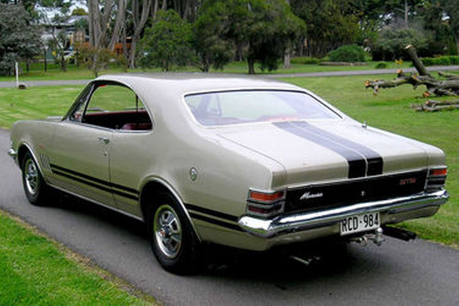 Holden Ht Monaro Gts 350 Coupe Auctions Lot 40 Shannons