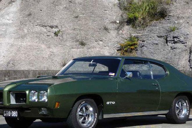 Pontiac GTO 400ci. Coupe (LHD)